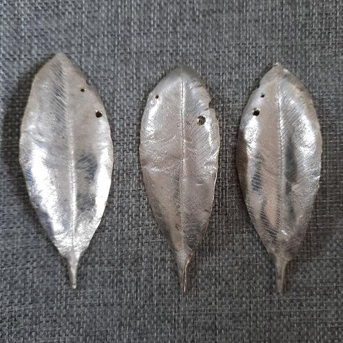 Pohutukawa Leaf Brooch