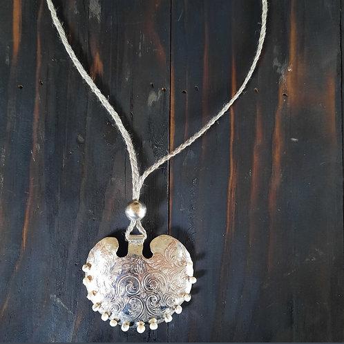Kidney Fern Necklace