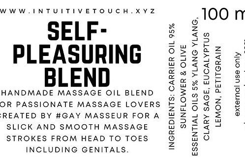 Self-pleasuring Massage Oil