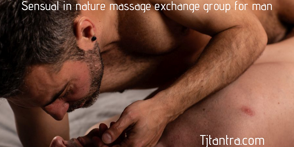 In your eyes, I find peace. Massage exchange.