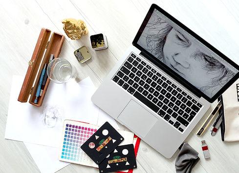 Desenhando digital