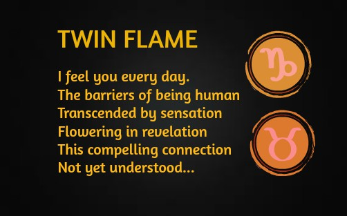 Twin Flames-what's new in 2018?