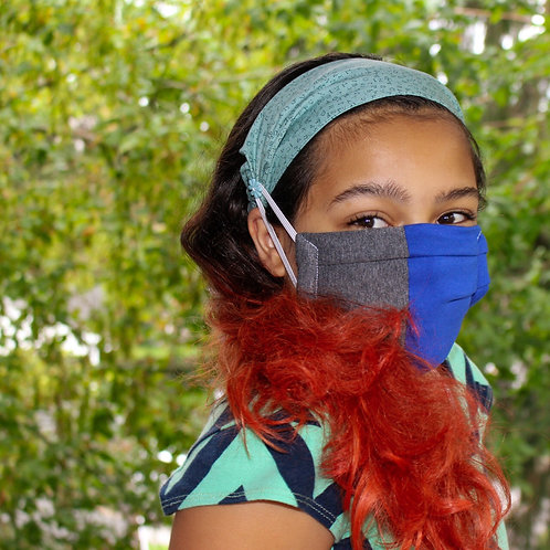 Youth Two Toned Masks