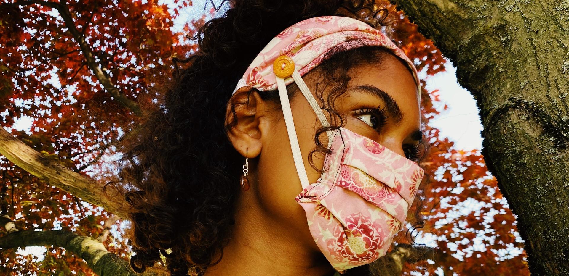Mask & Headband