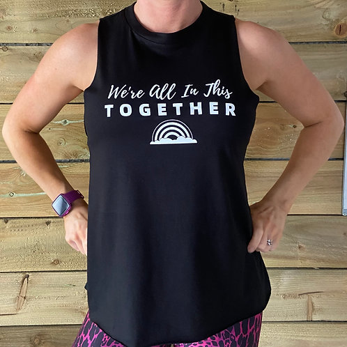 WE'RE ALL IN THIS TOGETHER TANK