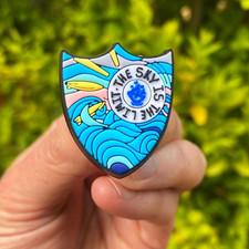 CBBC Blue Peter || Sports Badge Design