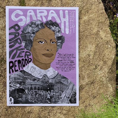 Sarah Parker Remond    A3 Print