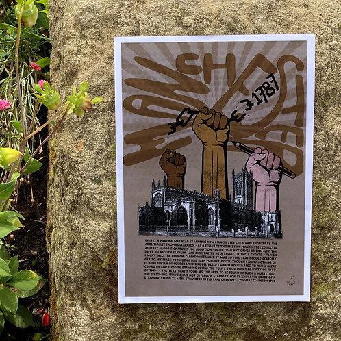 Unity 1787  || A3 Print