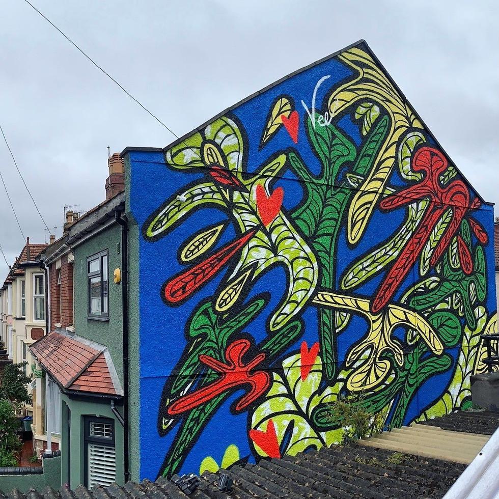 UPFEST    Mural