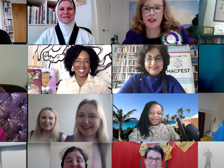 Update Four -International Women's Day - Quays TV Compilation and Interview