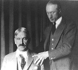 John Dewey's lesson with F.M. Alexander