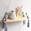 Thumbnail: Wooden Shelf with Beads