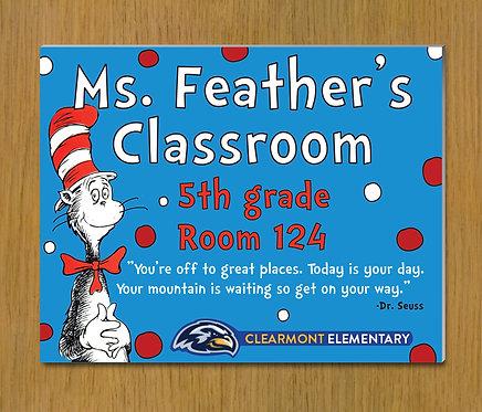 Classroom Signs For Teachers