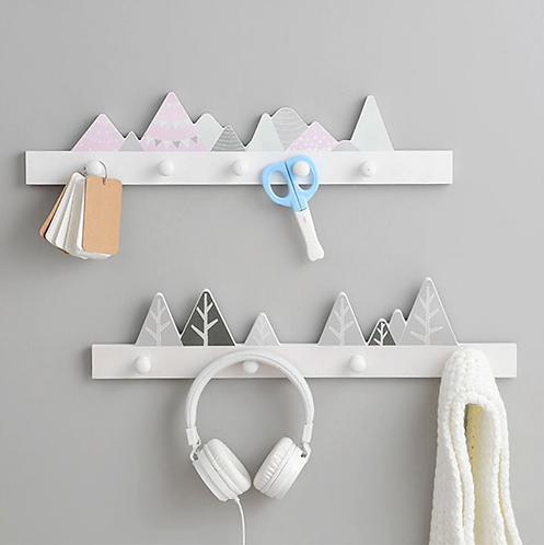 Decorative Hook Rack