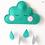 Thumbnail: Cloud Wall Hanging