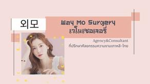 WayMoSurgery ที่ปรึกษาศัลยกรรมความงามเกาหลีและไทย