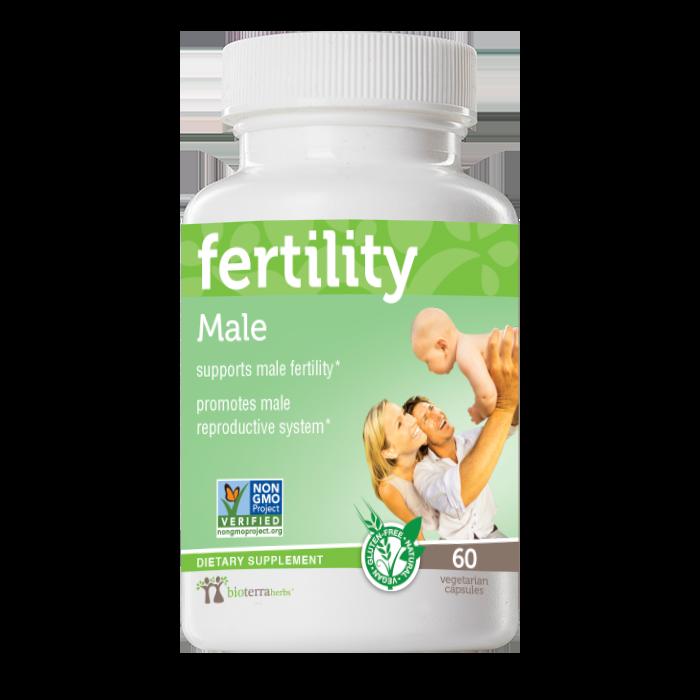 Male Fertility Bottle