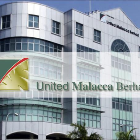 联合马六甲UMCCA(2593)最新季度营业额下降