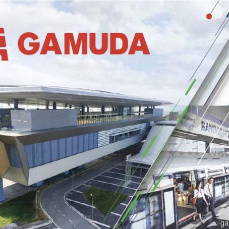 GAMUDA (5398) 最新季度营业额上涨