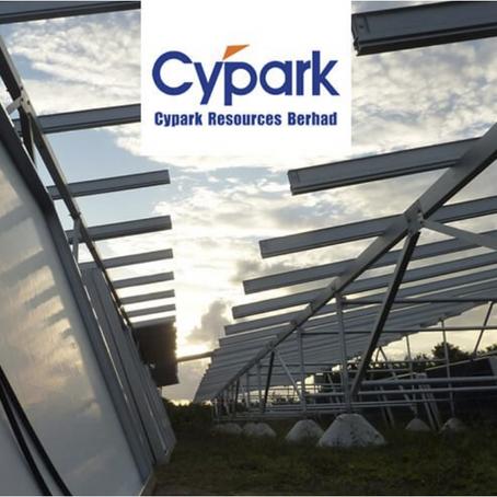 CYPARK (5184) 最新季度营业额上涨