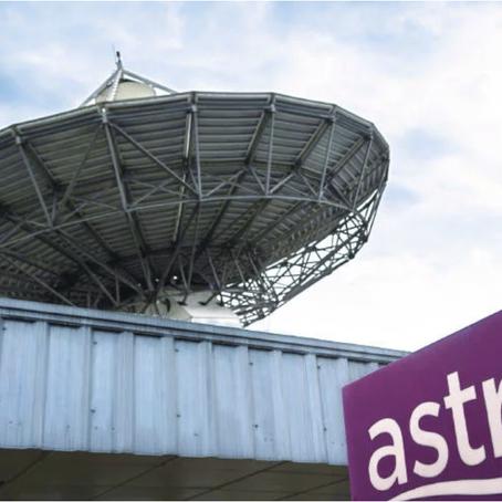 ASTRO (6399) 最新季度营业额下跌