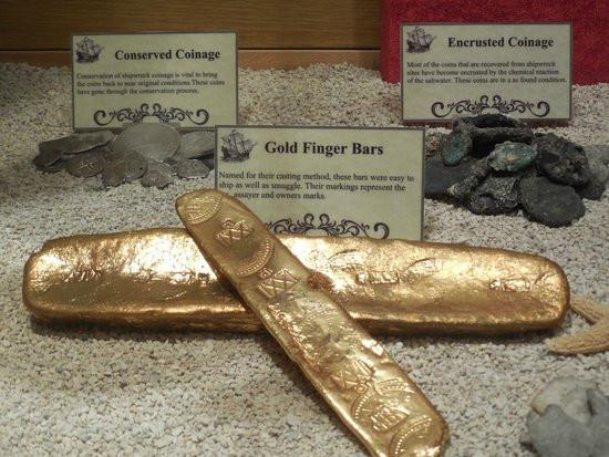 Gold Finger Bars & Coinage