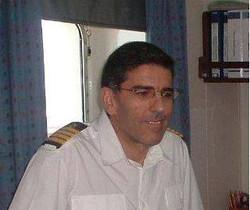 Chief Engineer Shimeon Uzan