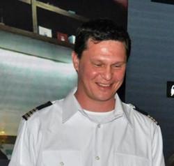 Captain Dimitri Agranat