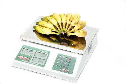 Balanças Comerciais modelo MC 6kg ou 15 kg