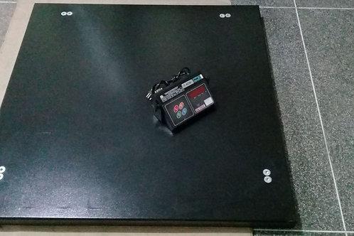 Balança Plataforma 4 celulas 500-2000 kg 1mX1m