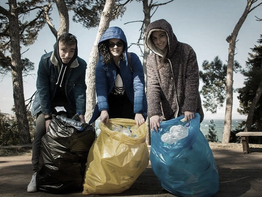 Συμβολή στο Plastic Litter Project 2019