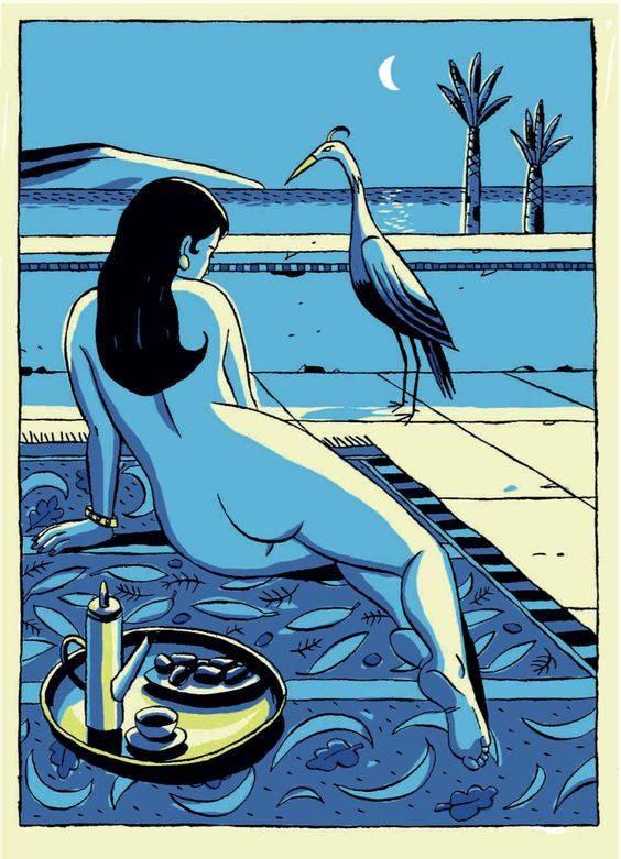 By Jacques de Loustal