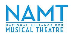 NAMT musical Theatre logo