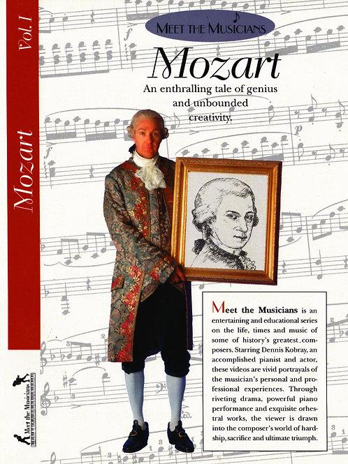 Volume 1,  Meet the Musicians Wolfgang Amadeus Mozart