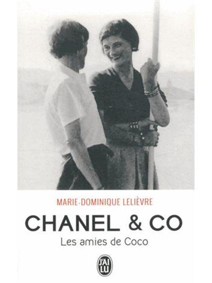 Livre de poche Chanel & Co
