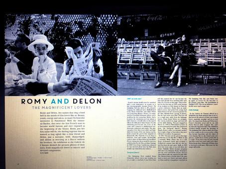 Romy et Delon, les amants magnifiques, Blush n°22