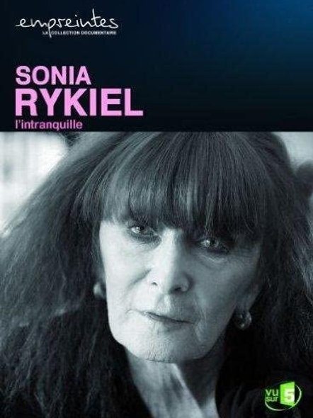 Dvd Sonia Rykiel, l'intranquille