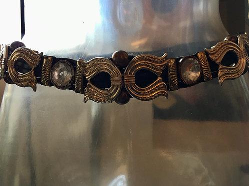 Belle ceinture bijou 1980