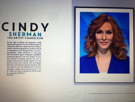 Cindy Sherman, artiste caméléon, Blush n°24