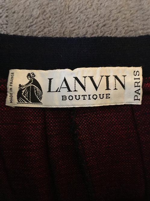 Belle jupe LANVIN 1960/70