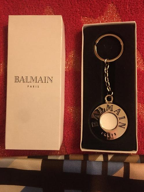 Joli porte-clé BALMAIN neuf