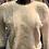 Thumbnail: Beau pull mohair blanc 1980