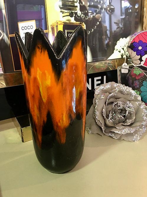 Joli vase céramique 1970
