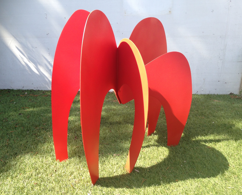 Arachnide rouge