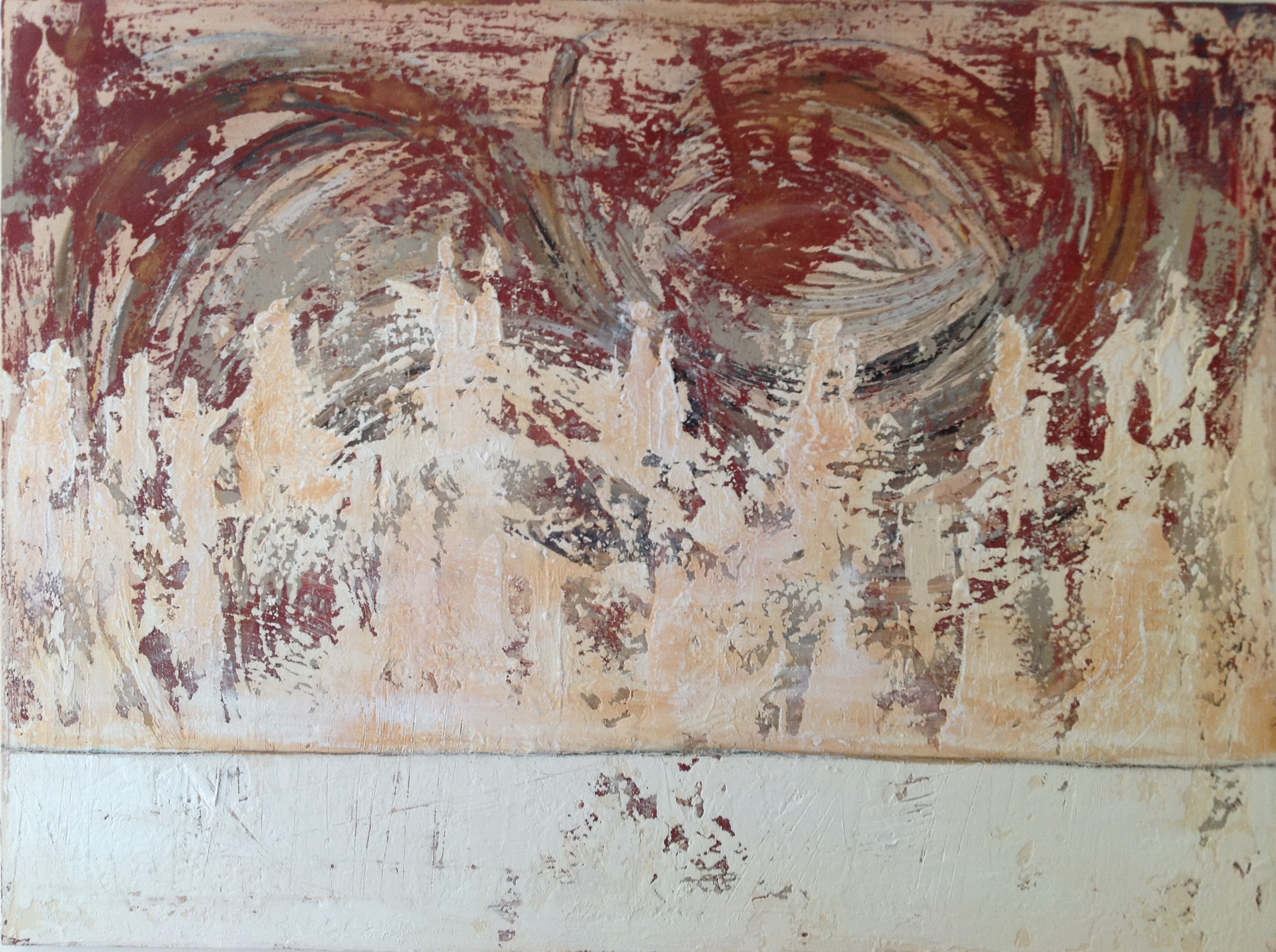 7.Sienne (97x130) enduit, acrylique, pastels - G. Enrico.JPG
