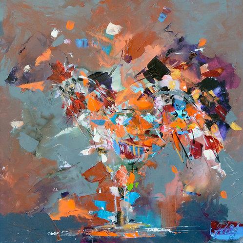 Coq Multicolores