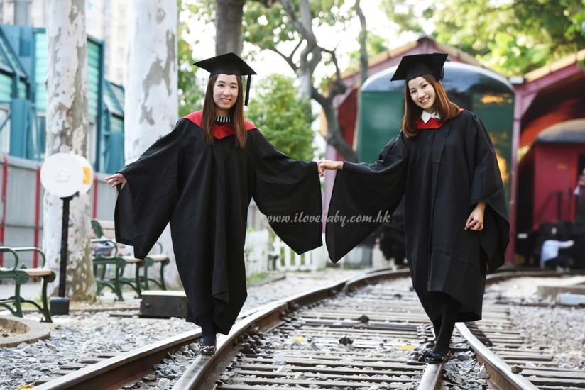 戶外畢業相 Outdoor graduation photography