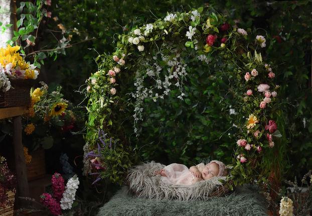 NEW BORN 初生嬰兒攝影