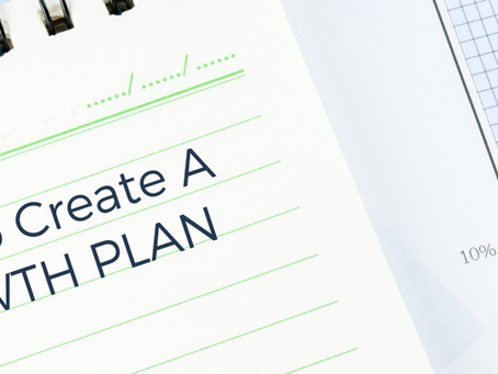 How To Create A Growth Plan