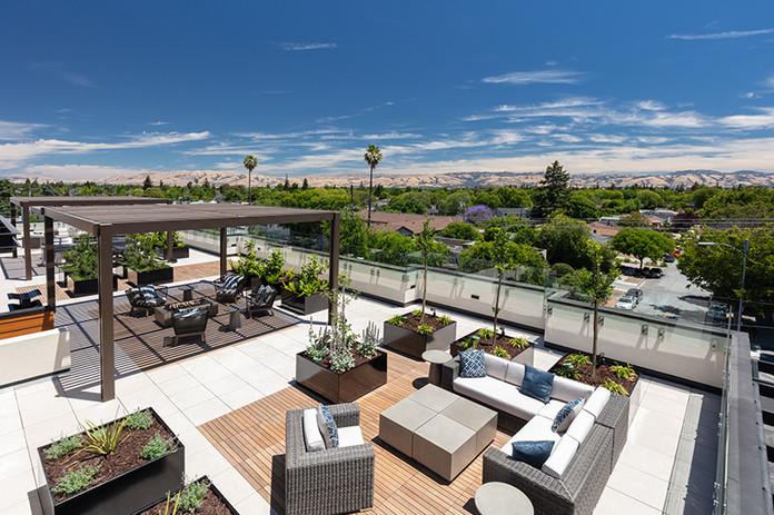 Santana Terrace Seniors - Santa Clara